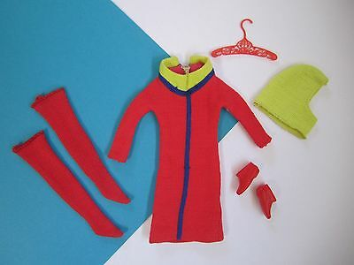 Barbie Vintage FRANCIE Complete Outfit SWINGIN' SKIMMY #1264 Free Shipping USA