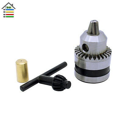 0.6-6mm Mount B10 Drill Chuck With 3.17mm Motor Shaft For Electric Power Tools