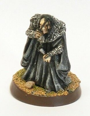 GRIMA SCHLANGENZUNGE Herr der Ringe Games Workshop METALL Hobbit