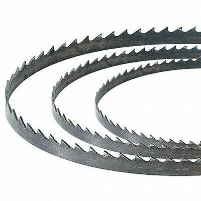 1/4 inch 6mm Bandsaw Blade Any Length and TPI UK Manufactured