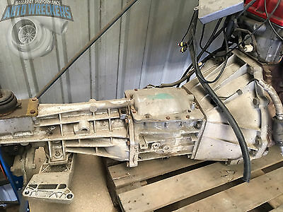 Ford Ba Xr6 Turbo 5 Speed Manual Gearbox
