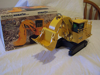 NZG Komatsu Demag H255S Shovel Mining Excavator 1.50 Scale Part No. 442