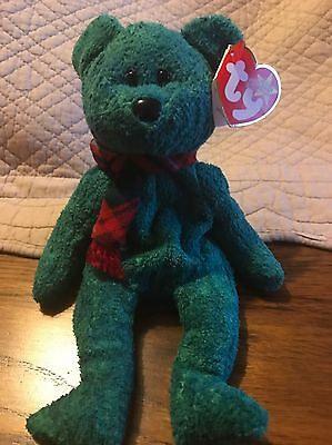 Beanie Baby Wallace Rare Collectable