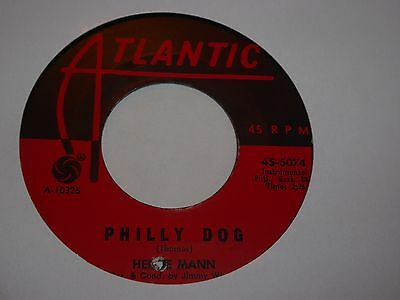 Herbie Mann - Philly Dog - Atlantic - Northern Soul - MP3