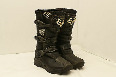 Youth size 3 FOX Racing Motocross boots Fox Comp 3