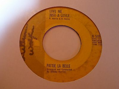Patti LaBelle - Love Me Just A Little -  Northern Soul - MP3
