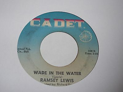 Ramsey Lewis - Wade In The Water - Cadet -  Northern Soul - MP3