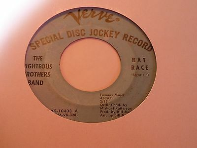 Righteous Bros Band - Rat Race - Verve -  Northern Soul - MP3