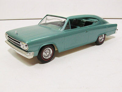 1966 AMC Marlin FB Promo (Friction), graded 8 out of 10.  #23129