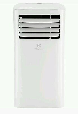 Electrolux Compact Cool Portable Air Conditioner in White EXP09CN1W7 220-240V