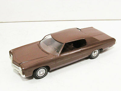 1972 Chevy Impala HT Promo, graded 8-9 out of 10.  #23262