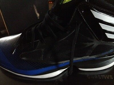 Mens adidas basketball boots ideal sports and leisure size 12 new in box
