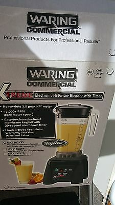 Waring Pro MX1100XTX Blender (MOTOR UNIT ONLY NO BLADE CONTAINER OR COVER)