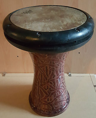 """REMO Doumbek soloist 10 """" - darbuka - darbouka - like new - perfect conditions"""