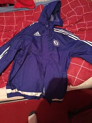 Chelsea FC Adidas 2015-2016 Training Jacket