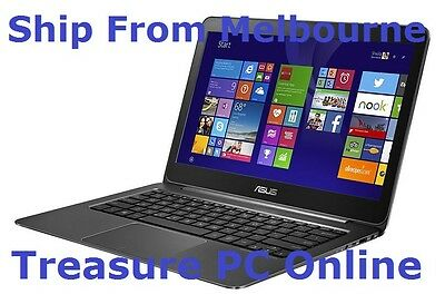 Asus Zenbook UX305C Intel M3 6Y30 8GB RAM 128GB SSD 13.3 QHD Touch Screen Win10