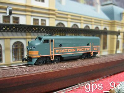 Z - MTL 980 01 292 Powered F7 A-Unit WESTERN PACIFIC - NIB