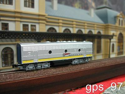 Z - MTL 980 02 280 Powered F7 B-Unit SANTA FE - NIB