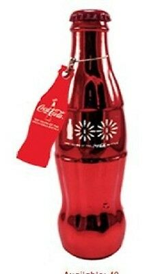 Coca Cola Coke Red 100Th Anniversary Of Contour Bottle Second Edition  New!!