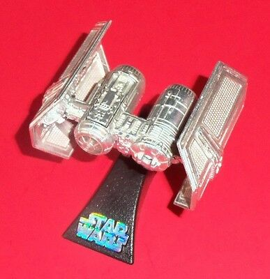 Star Wars Titanium - Loose - Tie Bomber - Raw Metal 5-Pack Edition - 2006
