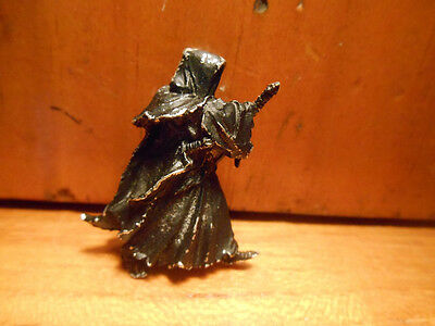 Witch-king Ringwraith RARE OOP lotr sbg games workshop lord of the rings Hobbit