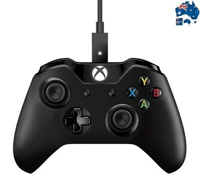 Genuine Wireless Controller + Cable For Microsoft Xbox One & Windows 7 8 10 PC
