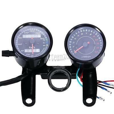Motorcycle Speedometer Backlit Odometer Tacho Gauge For Yamaha XJR1300