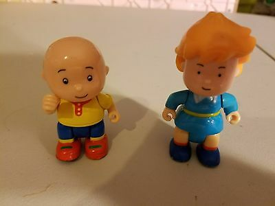 Caillou & Rosie Characters 3""