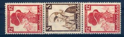 GERMANY THIRD REICH COMBINATION - Michel No: S 236  -5668