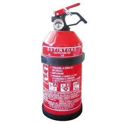 Estintore Int Auto GP-1X ABC/PM NEW AUTO EMERGENZE ANTI INCENDIO ESTINZIONE 1 PZ