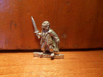 Pippin Hobbit Shire RARE OOP lotr sbg games workshop lord of the rings Warhammer