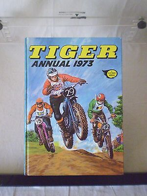 Tiger Annual 1973 Unclipped..