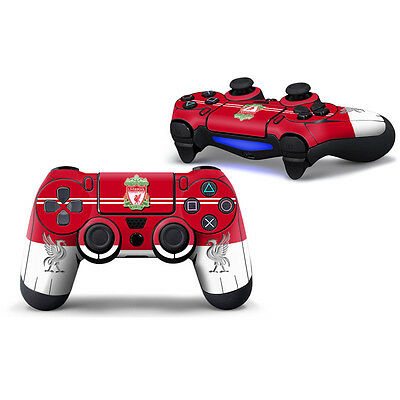 PS4 Playstation 4 Controller Skin Sticker Vinyl Decal Liverpool