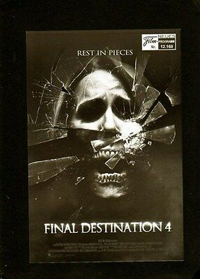 NFP Neues Filmprogramm 12160 Final Destination 4 - Bobby Campo