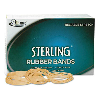 Alliance Sterling Rubber Bands Rubber Band, 10, 1-1/4 x 1/16, 5000 Bands/1lb...