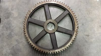 NCS4Q72 Browning Spur Gear 14.5 Pressure Angle Diametral Pitch 4 Teeth 72