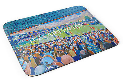 Kenilworth Road Stadium Art Mouse Mat - Luton Town FC