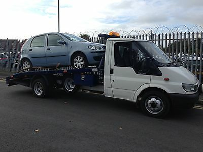Ford Transit 2.4 Recovery Truck Car Transporter Great Condition No Vat