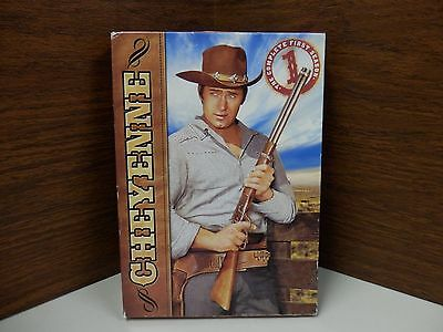 Cheyenne - The Complete First Season (DVD, 2006, 5-Disc Set, Slipcase)
