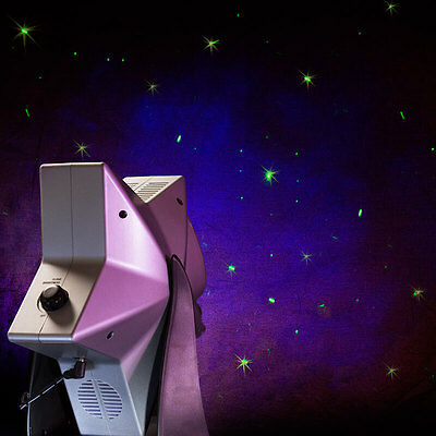 LASER Twilight Star Projector Night Light Stars Can You Imagine IMPROVED