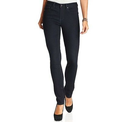 Calvin Klein Power Stretch Ultimate Skinny Jeans Dark Blue 444 Rinse