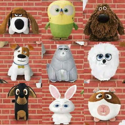 McDonalds Happy Meal Toy 2016 SECRET LIFE OF PETS Character - VARIOUS