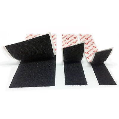 Self Adhesive VELCRO® Brand Hook & Loop Stick On Fastener Tape 10, 20, 25 & 50mm