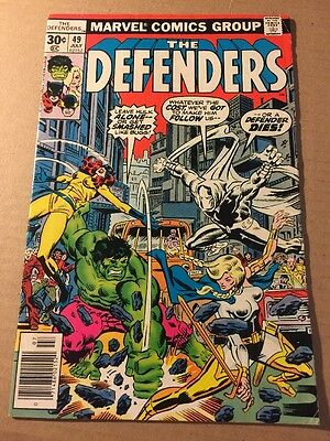 The Defenders #49