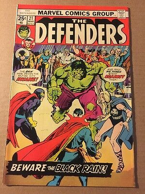 The Defenders #21