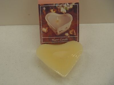 Longaberger 2000 Heart Candle Refills Sweetheart Love Valentines Valentine