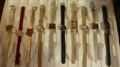 Trade Only Job Lot Of 10 New  X  Mixed Elle Watches 100% Gen.. .