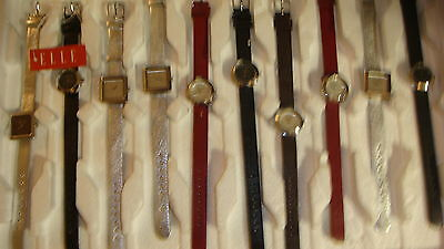 Trade Only Job Lot Of 10 New  X  Mixed Elle Watches 100% Gen... ..