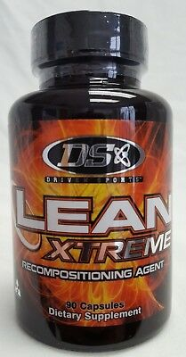 Driven Sports Lean Xtreme 90 caps NEWEST and FRESHEST SUPPLY exp. 09-2019