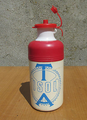 Specialites Ta Isol Vintage Bidon Velo Course Water Bottle Road Racing Bicycle